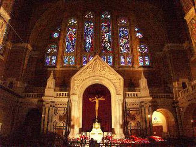 Chapelle sainte Thérèse