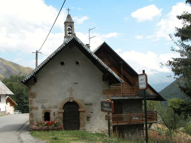 Chapelle st Jean-Baptiste