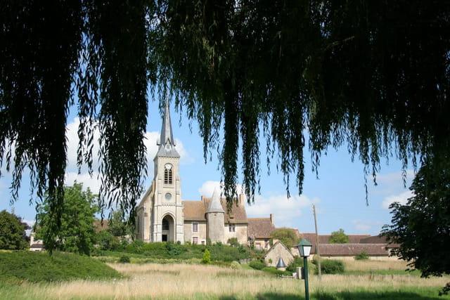 Chapelle St Julien à Saint-Marceau