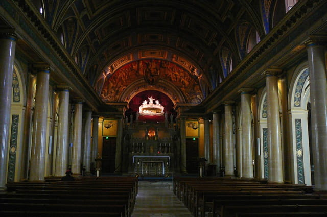 Chapelle St Vincent de Paul à Paris