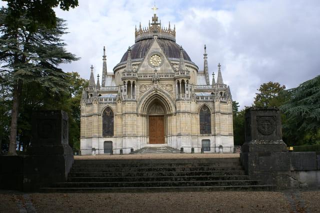 Chappelle royale de Dreux