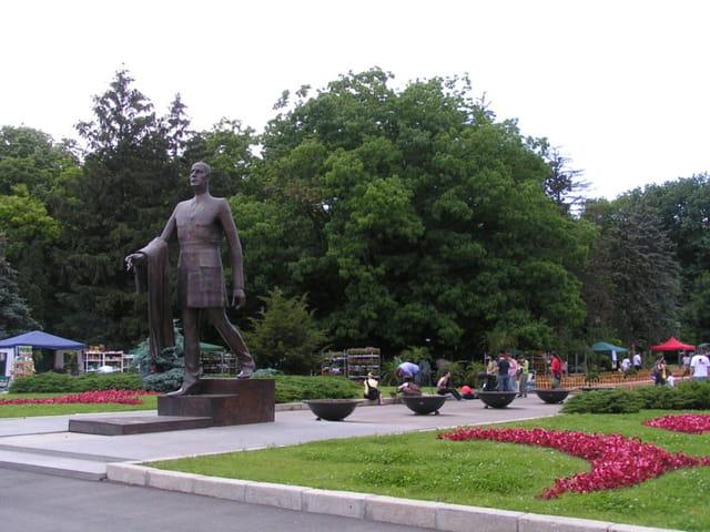 Charles de Gaulle à Bucarest