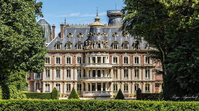 Château a vendre