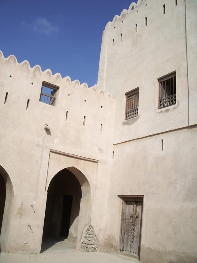 Château arabe