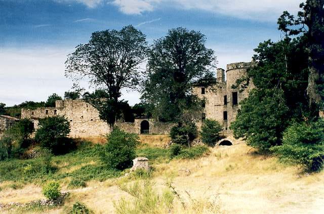 Château d'Antraigues