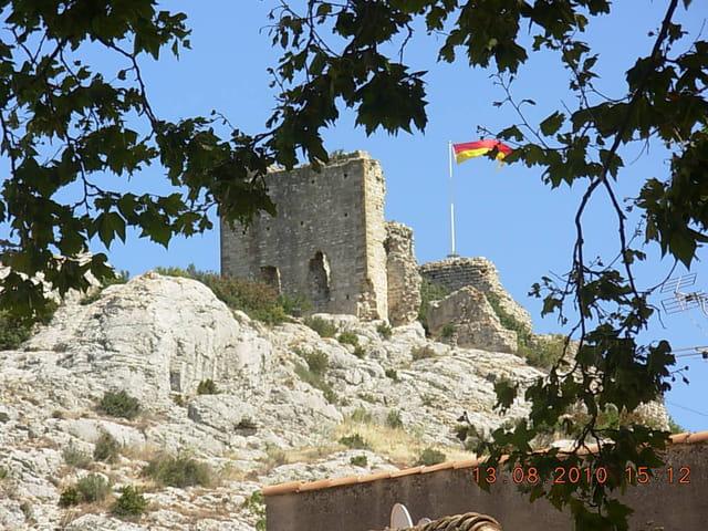 Chateau d'Aureille