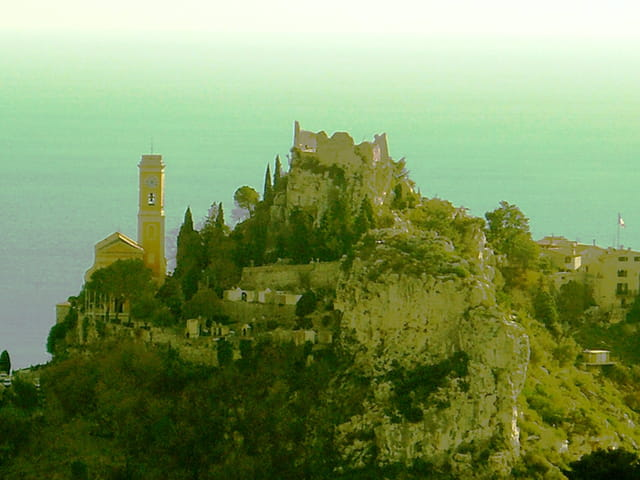 Chateau d'Eze