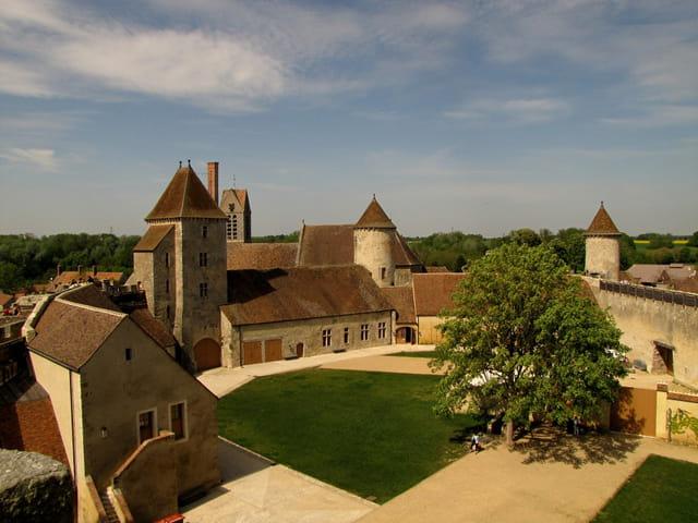Chateau de Blandy-les-tours (77)