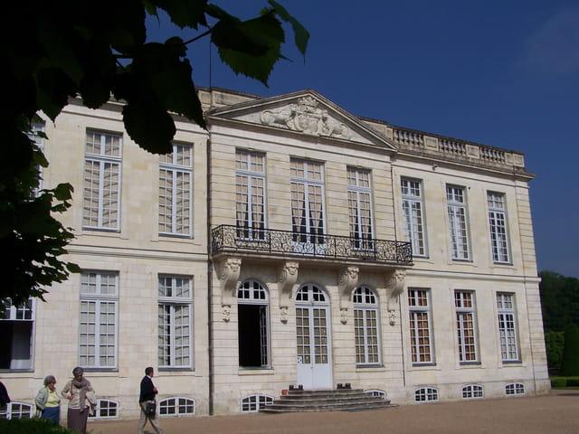 Château de Bouges le Château