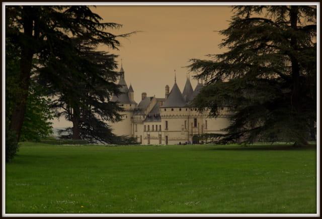 Château de Chaumont et son parc