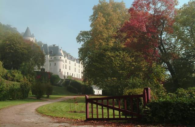 Château de contes de fées
