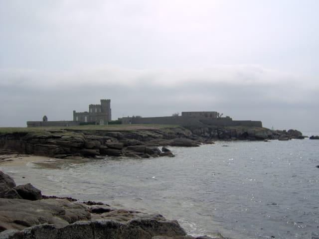 Chateau de la pointe de trévignon
