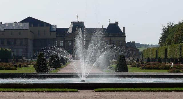 Chateau de luneville