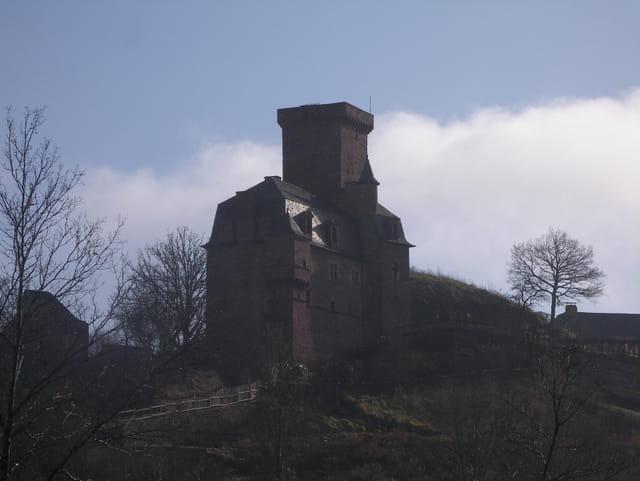 Chateau de Mouret