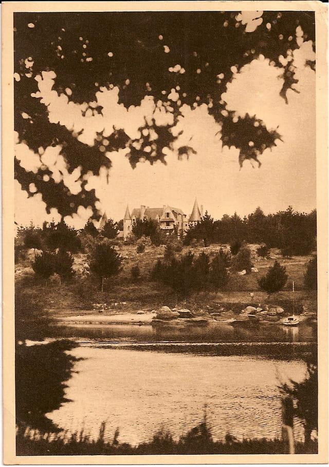 Château de Tal Moor-en-Nevez