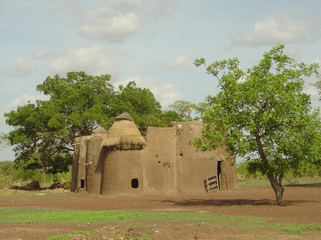Chateau de terre