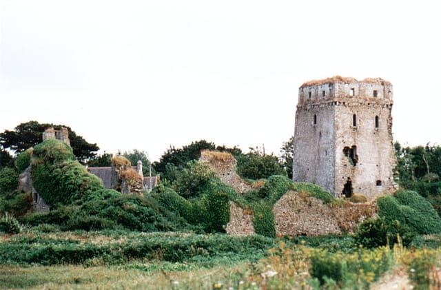 Chateau de trémazan