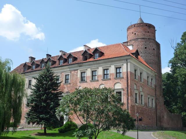 Château de Uniejów
