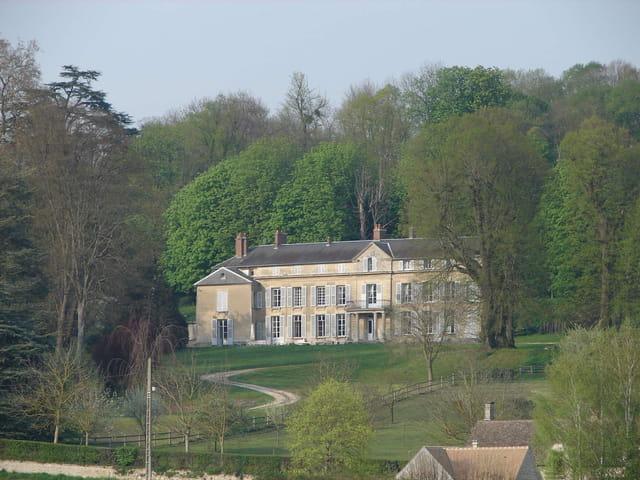 Chateau des boves