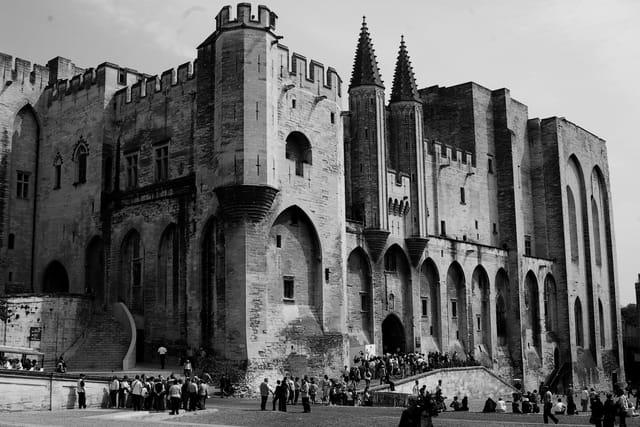 Chateau des Papes