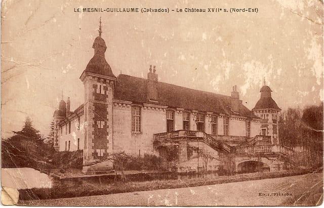 Château du 17ème