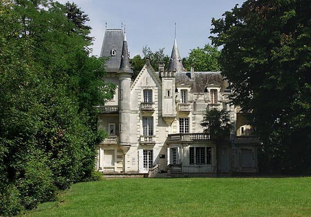 Château du bois fleuri