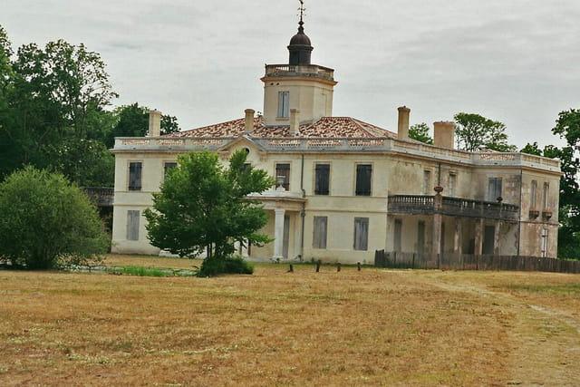 Château du domaine de Certes