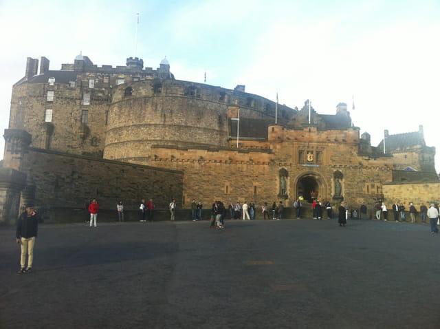 chateau edinburgh