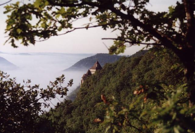 Chateau et brumes 1