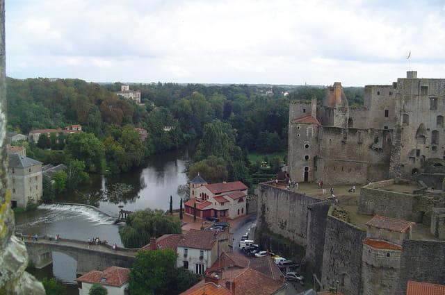 Chateau féodal