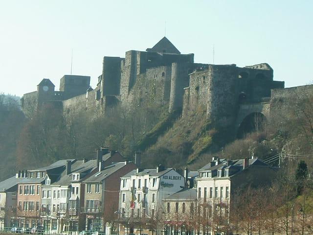 Château féodal de Bouillon