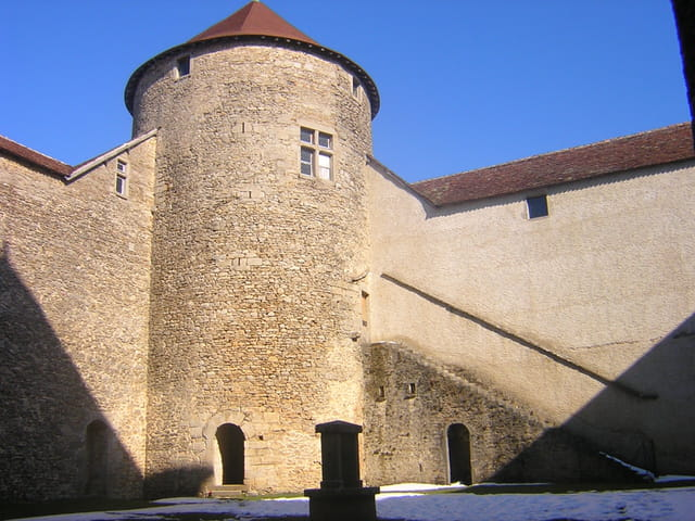 Chateau fort