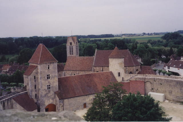 Château-fort médiéval