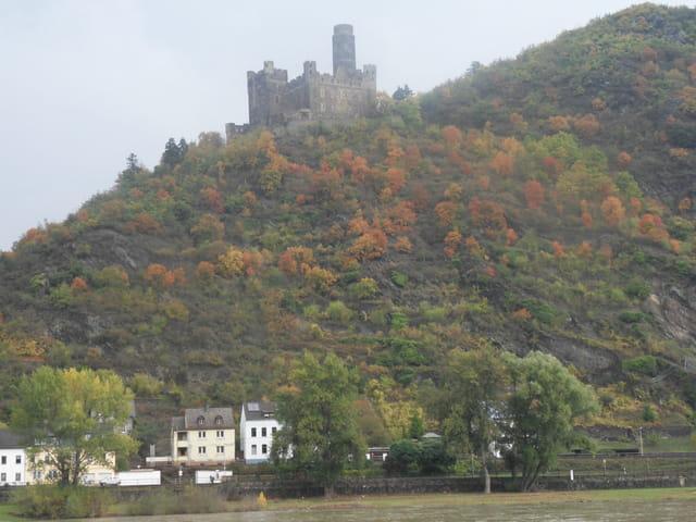 chateau La Souris