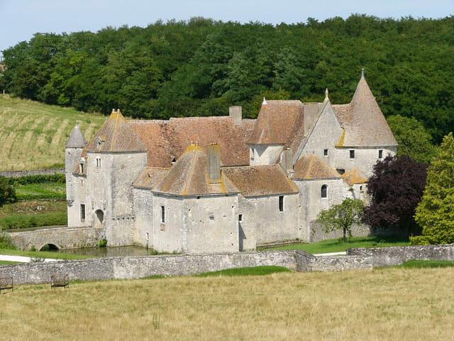 Chateau moyen-âge