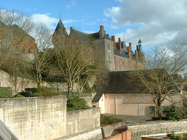 Chateau (musée de la chasse)