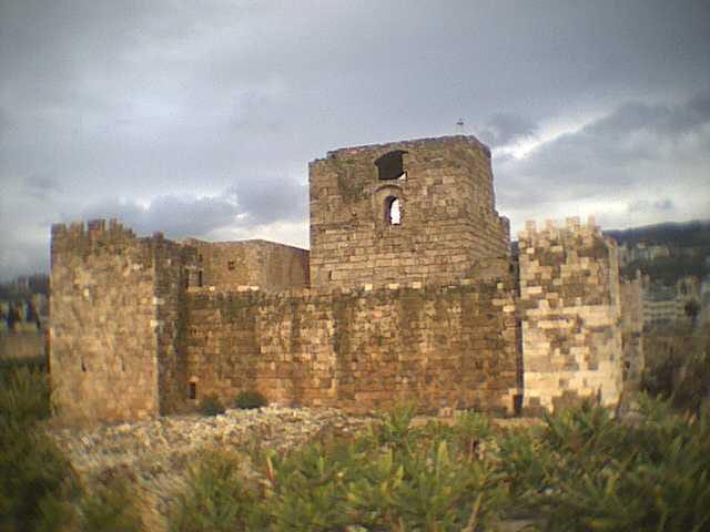 Chateau romain