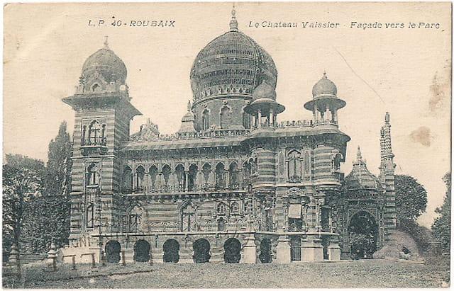 Château Vaissier ou Palais du Congo