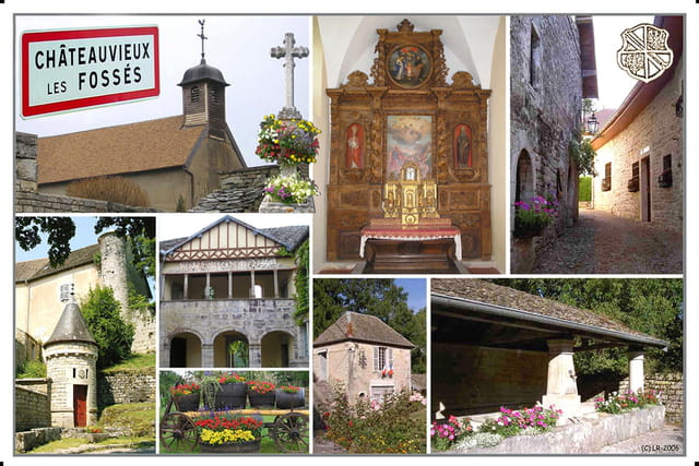Châteauvieux-les-Fossés