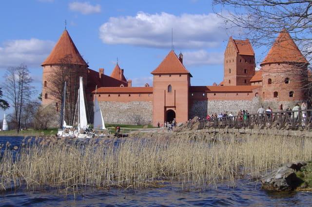 Chateu de Trakai