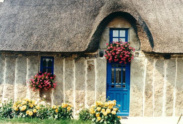 Chaume en Bretagne