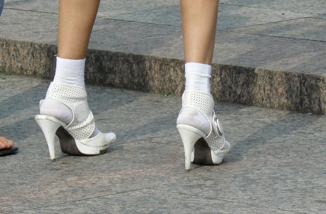 Chaussures russes