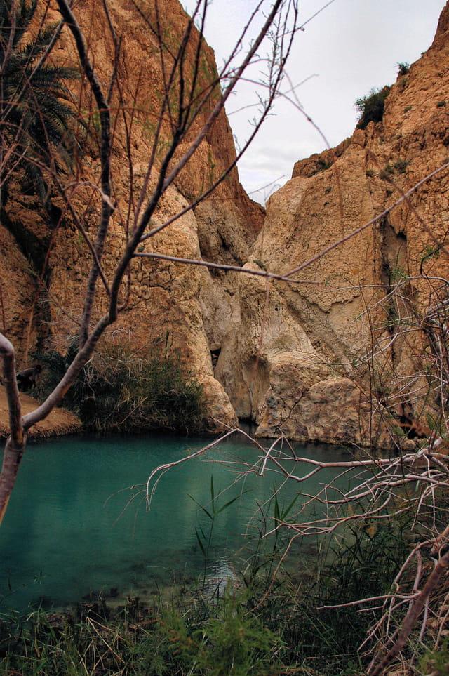 Chébika oasis de montagne