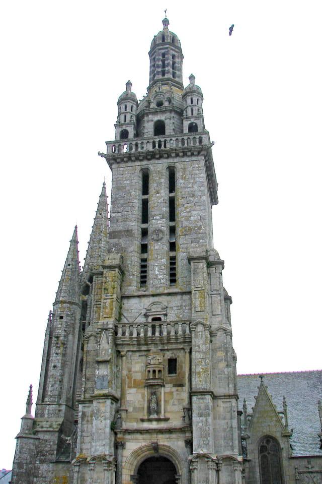 Chef-d'oeuvre de gothique breton