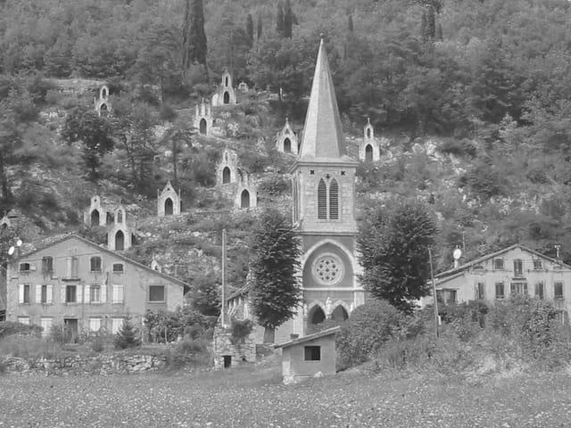 Chemin de croix de Maury
