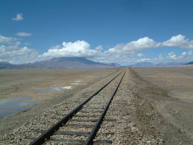 Chemin de fer perdu