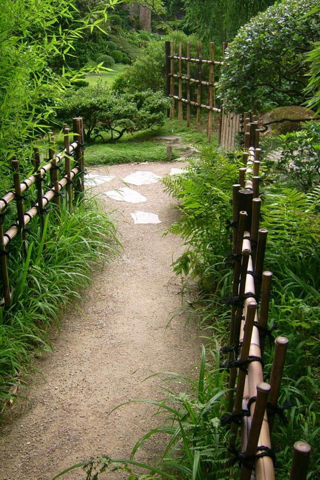 Chemin japonisant
