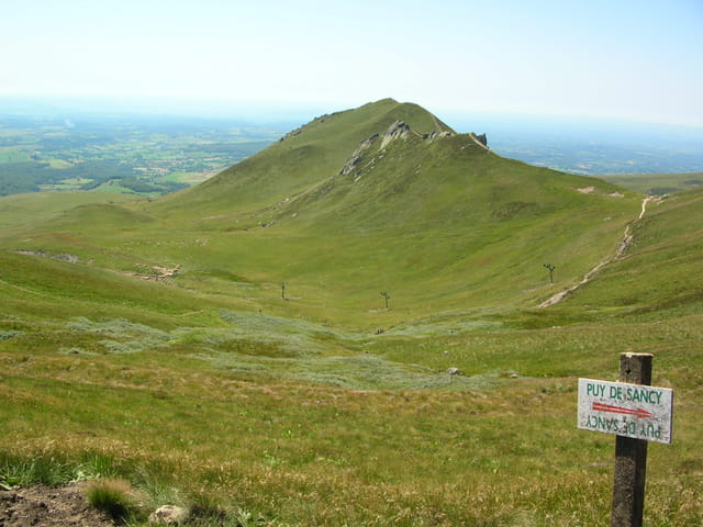 Chemin Puy de Sancy