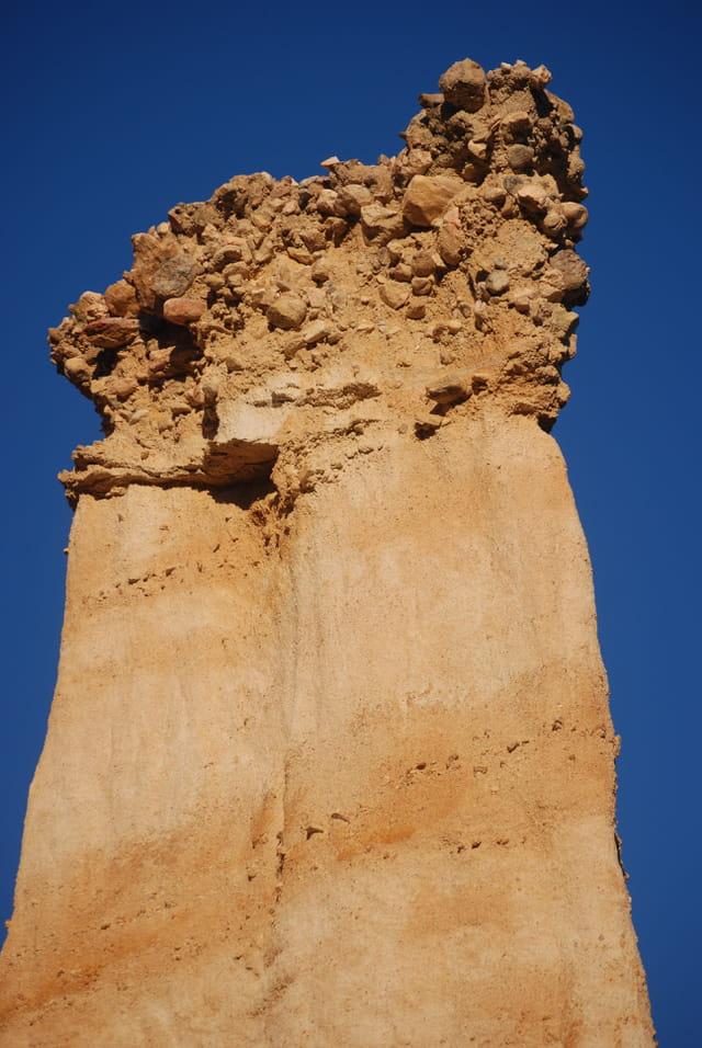 cheminée de fée de l'Ille-sur-Tet