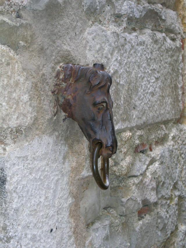 Cheval de fer